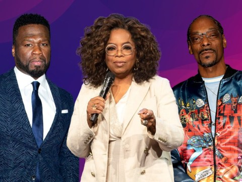 50 Cent and Snoop Dogg team up to mock Oprah for falling on stage: 'Michael Jackson's ghost tripped her'