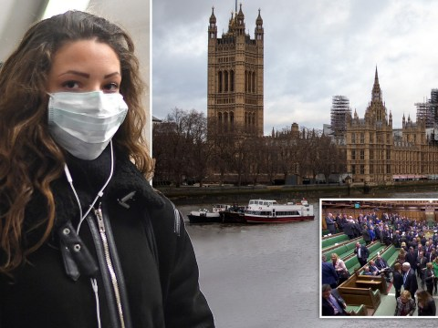 Coronavirus could shut down parliament as 90 people are infected