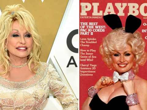 Dolly Parton wants to recreate her Playboy cover for her 75th birthday: 'It'll be such a hoot'