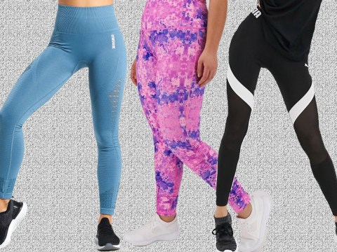 The best leggings for outdoor fitness this spring