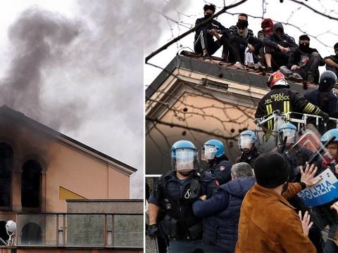 Six inmates dead after coronavirus riots in Italian prisons