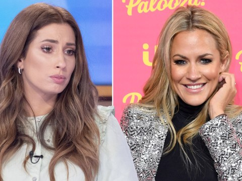 Stacey Solomon takes day off social media for Caroline Flack's funeral: 'It doesn't feel right'
