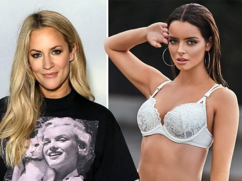 Ann Summers postpones Maura Higgins' swimwear launch 'out of respect' for Caroline Flack's funeral