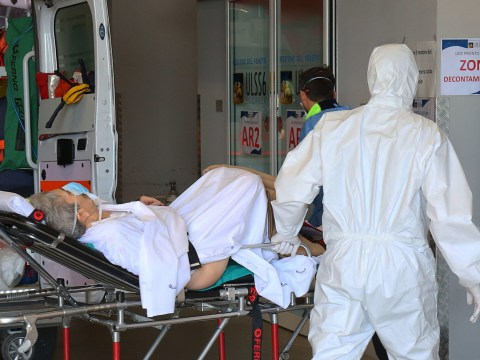Italian doctors say they are 'overwhelmed by a tsunami of coronavirus'