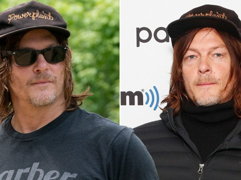 The Walking Dead's Norman Reedus wears sunglasses all the time after 'eye popped out' in horror car crash