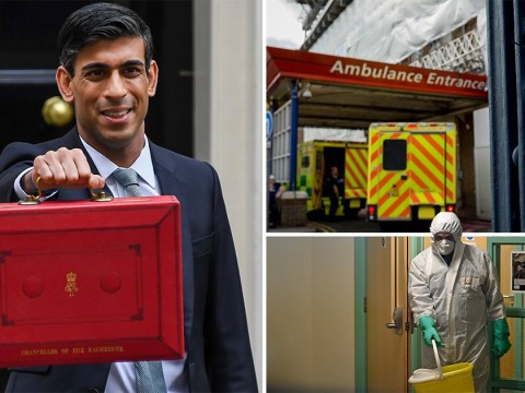 Budget 2020: NHS to get £6,000,000,000 for nurses and hospitals