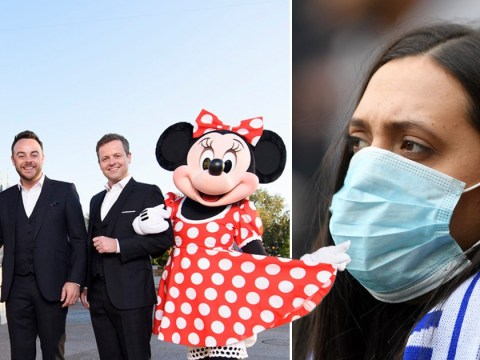 Ant and Dec's Saturday Night Takeaway finale at Walt Disney World in Florida cancelled amid coronavirus pandemic