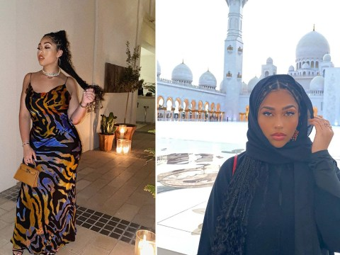Jordyn Woods posts about 'red flags' after apologising for headscarf backlash