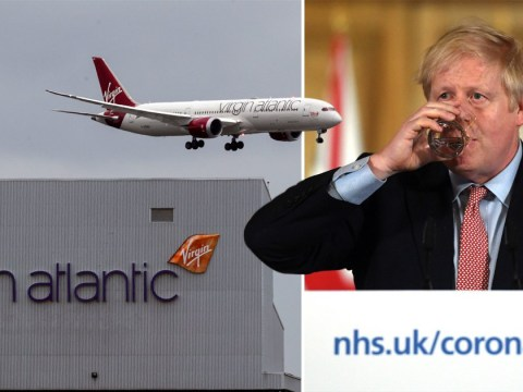 Airline bosses to ask for £7,500,000,000 bailout to survive coronavirus