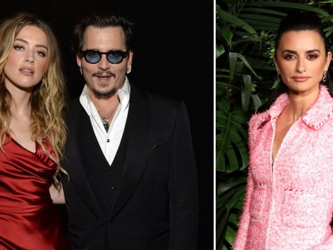Johnny Depp's co-star Penelope Cruz throws support behind 'sweet' actor during Amber Heard defamation case