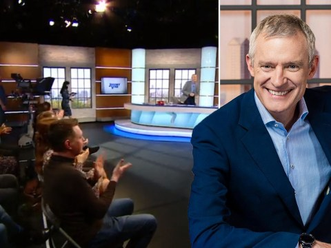 Jeremy Vine show to be filmed without live audience amid coronavirus fears
