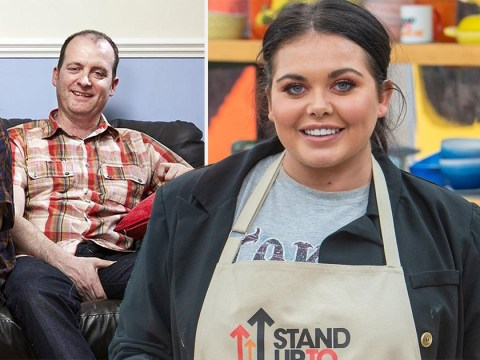 Scarlett Moffatt reveals her 'best Christmas present' was her dad surviving skin cancer