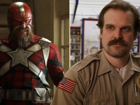 David Harbour shuts down Stranger Things and Black Widow theories