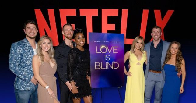 Love Is Blind Netflix