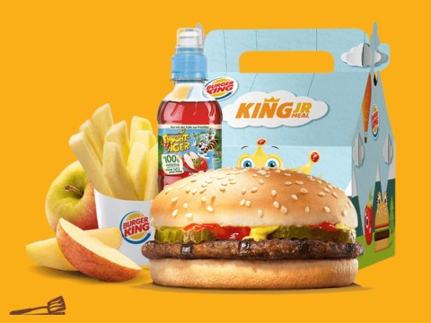 Burger King U.S to give away two free kids' meals to help families that rely on school lunch