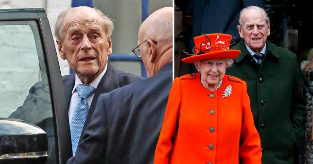 Coronavirus Uk Prince Philip Flown To Windsor Castle To Self Isolate With The Queen Metro News