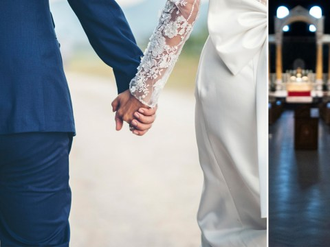 Weddings will only be allowed with five people under coronavirus rules