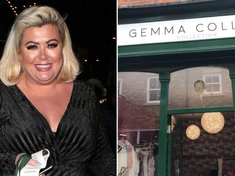 Gemma Collins forced to shut up Essex boutique amid coronavirus pandemic