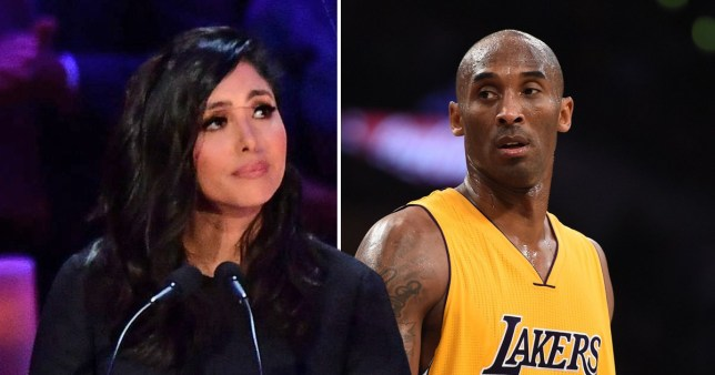 Vanessa Bryant opens final letter from late husband Kobe on her birthday