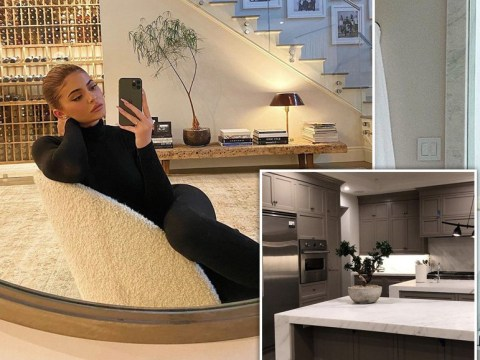 Inside billionaire Kylie Jenner's $6m Hidden Hills mansion where she's self-isolating with Stormi