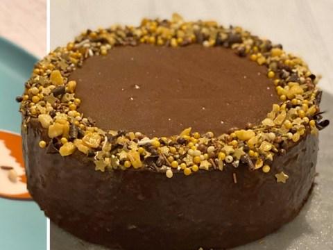 Make this lockdown chocolate cake with potato and rice