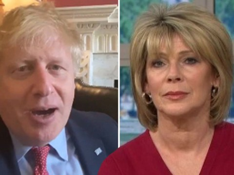 Boris Johnson coronavirus positive: Ruth Langsford questions if PM 'officially' has it