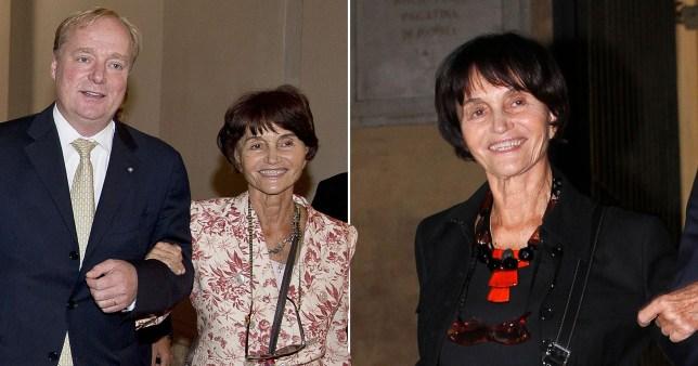 Princess Maria Teresa of Spain has died after testing positive for coronavirus.