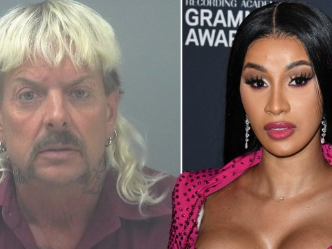 Cardi B vows to free Joe Exotic after watching Tiger King: Murder, Mayhem and Madness