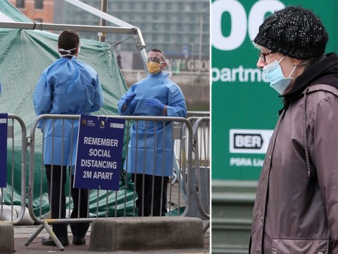 Another eight die in Ireland as confirmed cases reach nearly 3,000