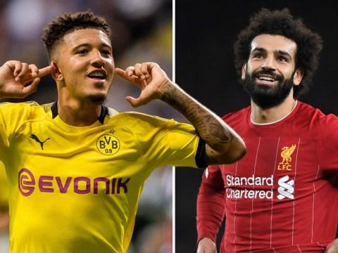 Mohamed Salah or Jadon Sancho? Rio Ferdinand reveals if Dortmund star would get in Liverpool's team