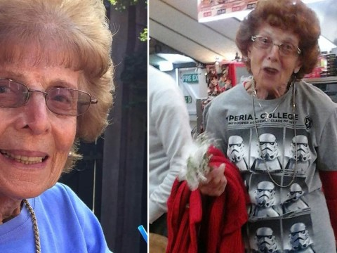Gran, 94, is oldest woman in UK to beat coronavirus after nine day battle