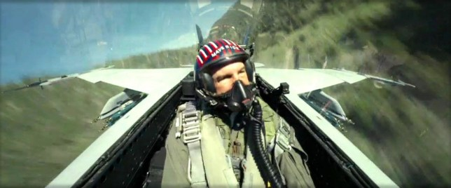 Tom Cruise races through the skies in the trailer for Top Gun: MAverick