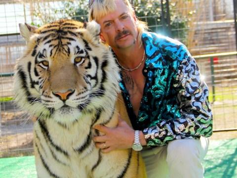 Tiger King Joe Exotic's bizarre wrestling past revealed