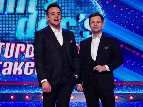 Ant and Dec rehearse Saturday Night Takeaway over video call as studio audience axed amid coronavirus crisis