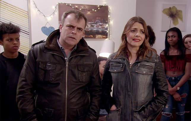coronation street kate ford nackt