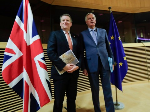 UK Brexit negotiator 'infected with coronavirus' day after EU counterpart gets it