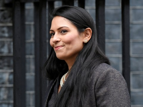 Guardian accused of printing 'racist' cartoon depicting Priti Patel as a bull