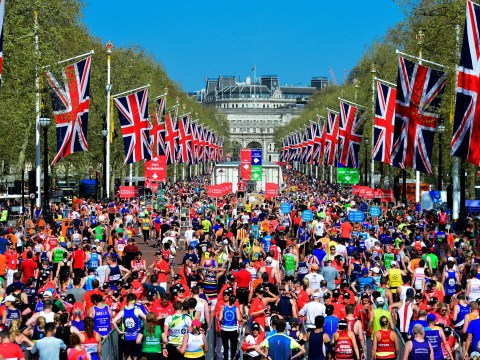 What are the 2020 dates for the London, Paris, New York, Boston and Brighton marathons?