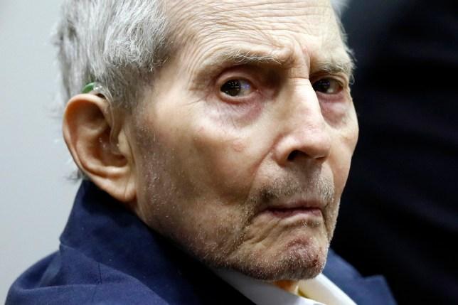 Robert Durst stands trial
