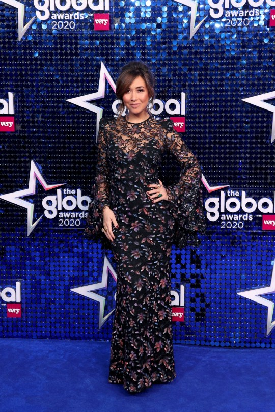 Myleene Klass  The Global Awards 2020