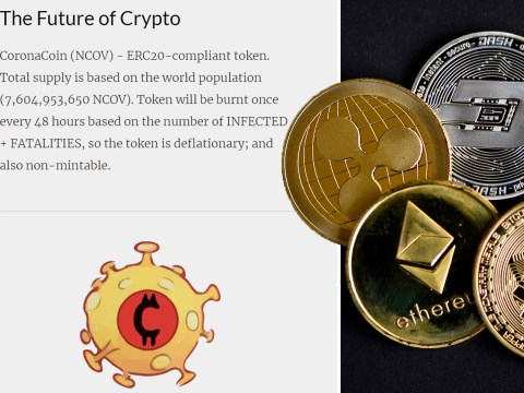 'Amoral' new cryptocurrency lets you earn money as people are killed by the coronavirus