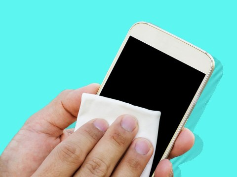 You can now clean your iPhone with disinfectant wipes