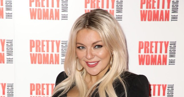 Mandatory Credit: Photo by James Shaw/REX (10572371ax) Sheridan Smith 'Pretty Woman' musical, Arrivals, London, UK - 02 Mar 2020