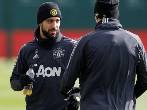 Bruno Fernandes warns Manchester United squad over LASK game