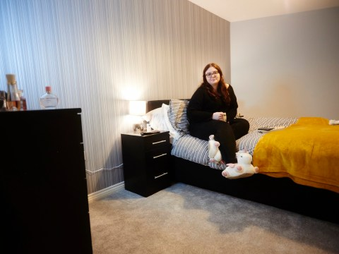 What I Own: Kirstie, who paid a £2,700 deposit for shared ownership on a two-bedroom coach house in Milton Keynes