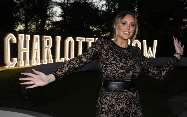 Charlotte Crosby throws a house party to launch her new series The Charlotte Show which will be on MTV on Wednesday 30th January at Meadow Croft, Primrose Hill, Bournmoor.