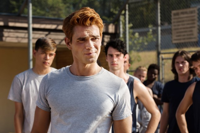 a still from Riverdale