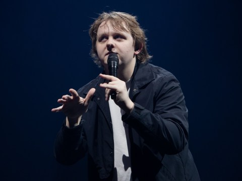Lewis Capaldi recalls bizarre moment he was surrounded by 'exposed penises' in Berlin club