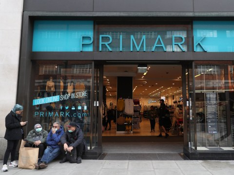 Primark set to close all 189 UK stores from tonight