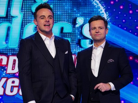 Ant & Dec's Saturday Night Takeaway live show axed amid coronavirus fears as they pre-record final episode